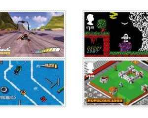 Royal Mail release postage stamps to celebrate retro video games