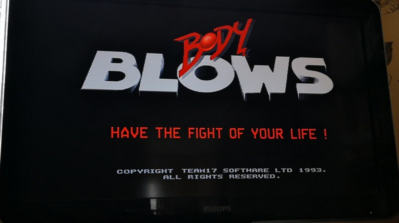 Body Blows