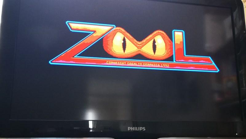 Zool -Amiga (Escapist Gamer)