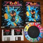 Zool - Amiga (Escapist Gamer)