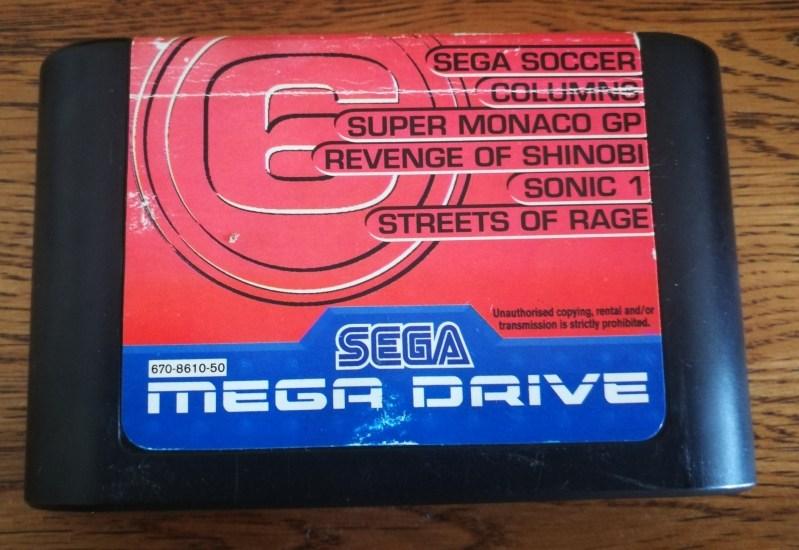 Mega Games 6 Vol 3 (Mega Drive)