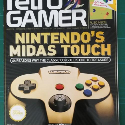 Retro Gamer Magazine (Issue 157)