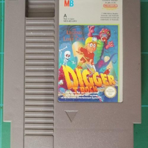 Digger T Rock (NES)