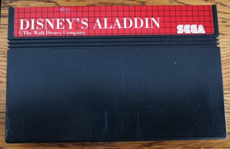 Aladdin (Master System)