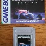 Nigel Mansell's World Championship Racing (Game Boy)