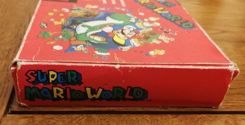 Super Mario World (SNES)