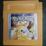 Pokémon Yellow (Game Boy)