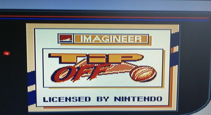 Tip Off (Game Boy)