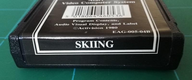 Skiing (Atari 2600)