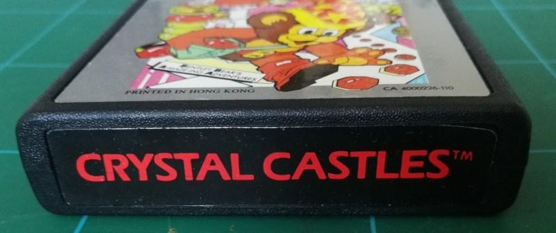 Crystal Castles (Atari 2600)