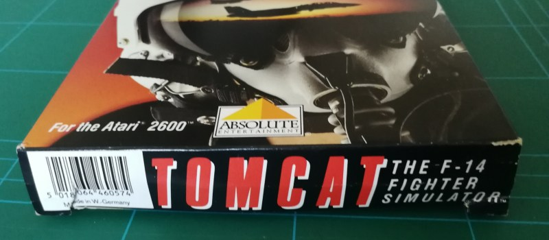 Tomcat the F-14 Fighter Simulator (Atari 2600)