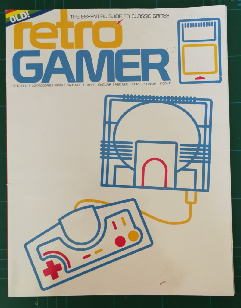 Retro Gamer Magazine (Issue 204)