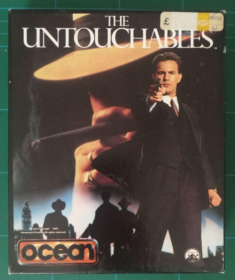 The Untouchables (Amiga)