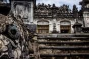 Dragon at Tomb of Kai Dinh, Hue Vietnam