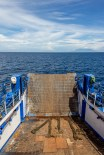 Our old and squeaky ship to Camiguin.