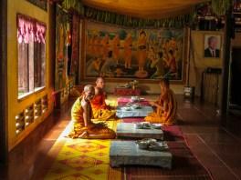 Monastery close to Angkor Wat