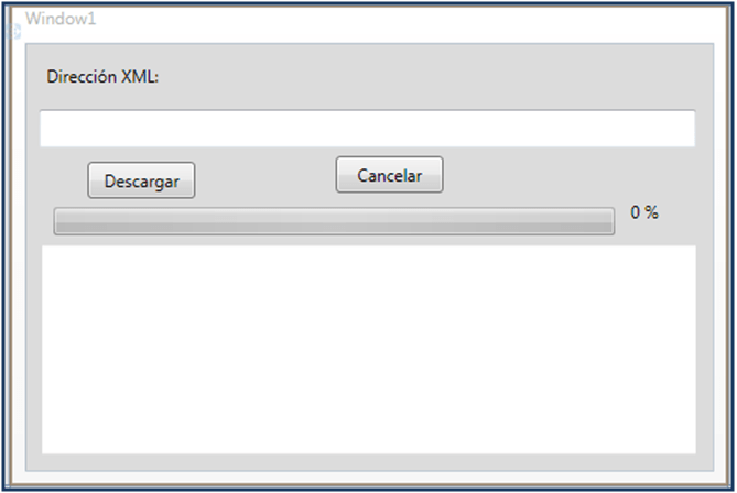 WPF  - Procesos en segundo Plano (BackgroundWorker) (2/4)