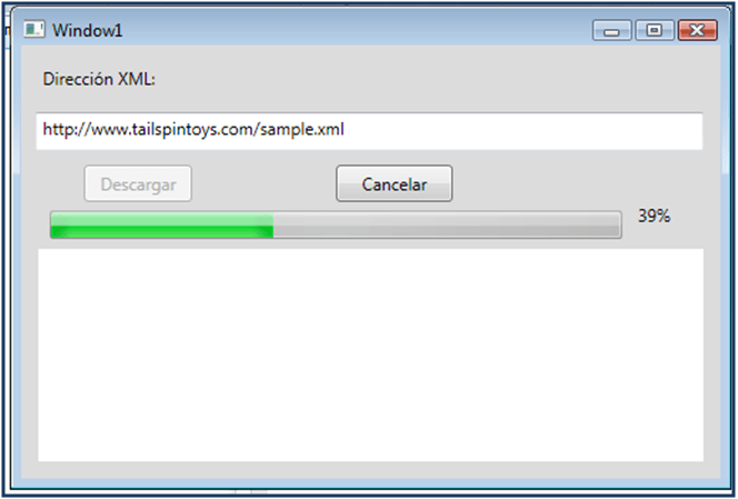 WPF  - Procesos en segundo Plano (BackgroundWorker) (3/4)