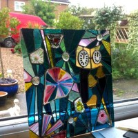More from Shedglas Design for our 11 June Art Market