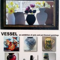 VESSEL Exhibition at Stamford Arts Centre