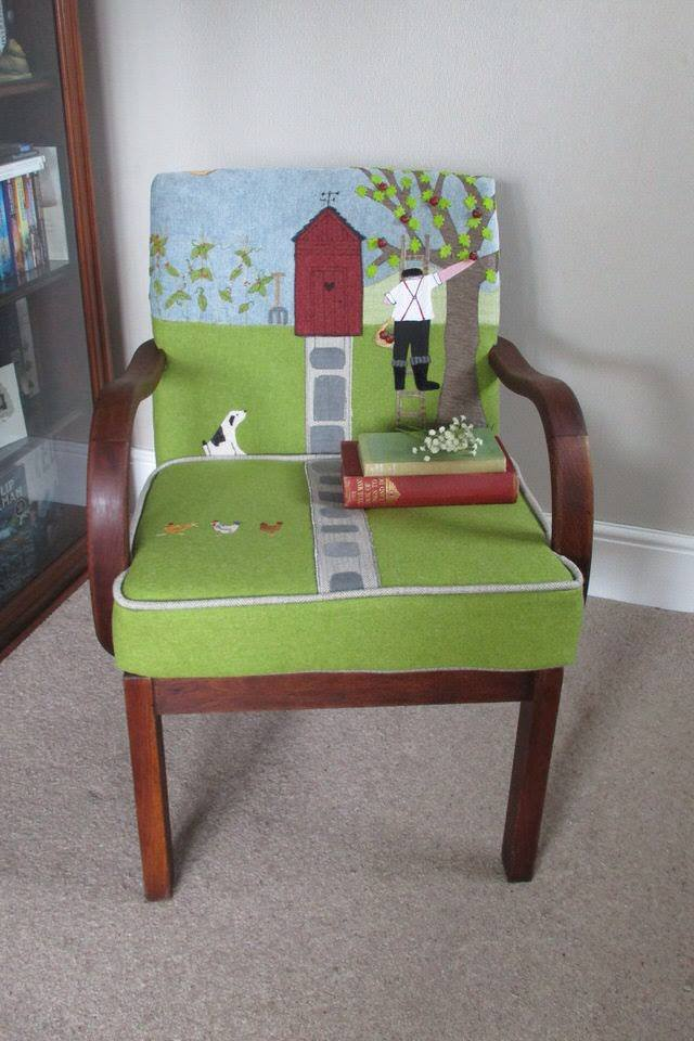 George's Chair by Ella Jenkins