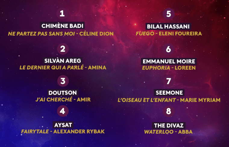 Destination Eurovision - France 2019  Covers.png
