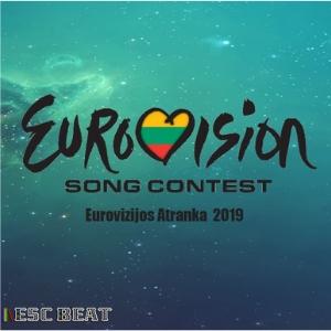 00 - Lithuania 2019 (Eurovizijos Atrankų, Eurovision).jpg