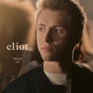 Eliot Vassamillet - Wake Up Eurovision 2019 Belgium (Single Cover)