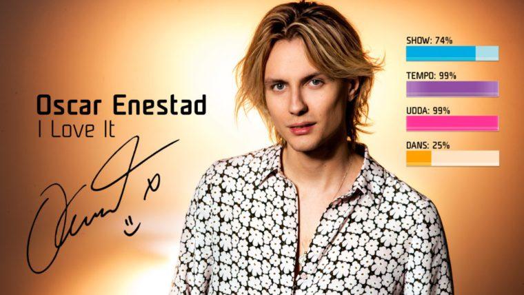 Eurovision 2019 Melodifestivalen - Oscar Enestad – I Love It.jpg