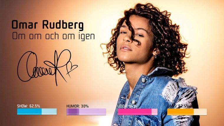 Eurovision 2019 Melodifestivalen Sweden Omar Rudberg–Omomoch om igen.jpg
