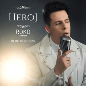 V 19 HR - Roko Blažević - Heroj (Croatian Version)