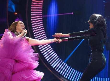 escbeat Melodifestivalen 2019 Charlotte Perrelli and Dana International