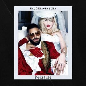 Madonna and Maluma - Medellín