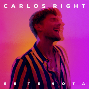 P 19 ES - 10 - Carlos Right - Se Te Nota (New Version)