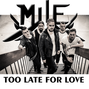 C 19 SE - MILE - Too Late For Love (Metal Cover)