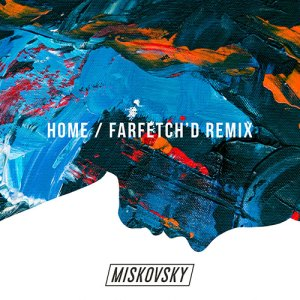 Lisa Miskovsky feat. farfetch'd - Home