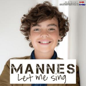 P 19 NL – J – Mannes – Let Me Sing