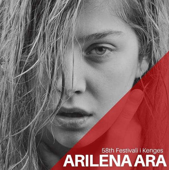 Festivali i Kenges - Arilena Ara