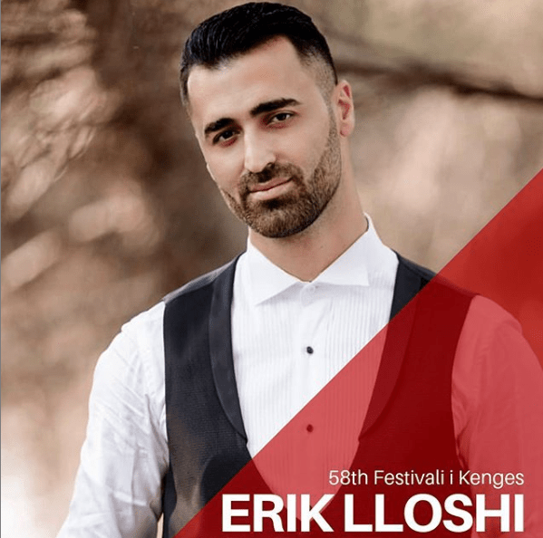 Festivali i Kenges - Erik Lloshi