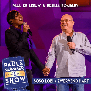 Paul de Leeuw & Edsilia Rombley - Soso Lobi Zwervend hart (The Netherlands 1998 + 2007)