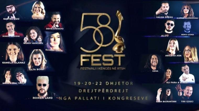 Festivali i Këngës 58