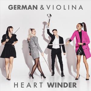 German & Violina - Heart Winder (Single Release)