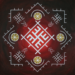 MADARA - Laimiņa (The Goddess of faith) (Latvia NF, Supernova 2018)