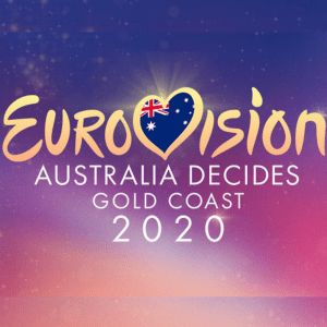 Australia 2020 (Australia Decides – Gold Coast, Eurovision) #Playlist 300x300