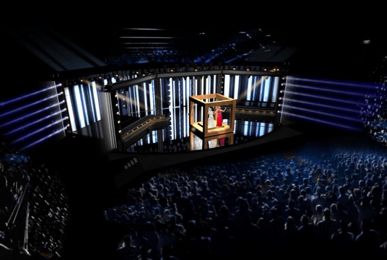 Melodifestivalen 2020 Stage