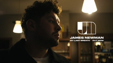 JAMES NEWMAN Eurovision 2020 UK
