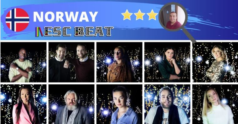 Norway Melodi Grand Prix 2020 review