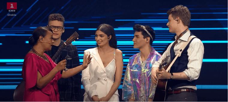 Dansk Melodi Grand Prix 2020 super final