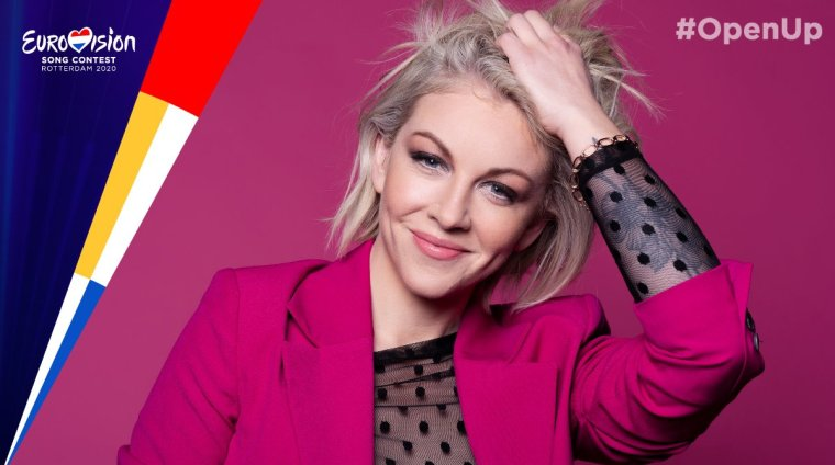 Lesley Roy Will Sing Story Of My Life for Ireland at Eurovision 2020. Listen Now