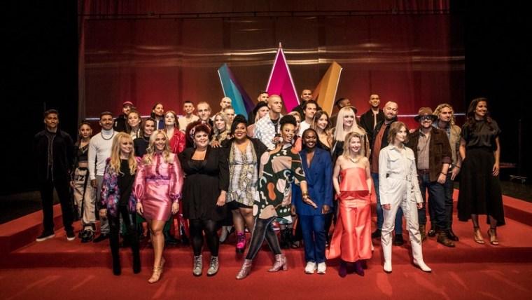 Melodifestivalen 2020 Artists